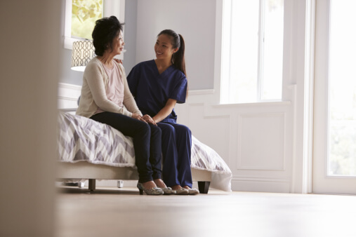 Basic Steps to Start Communicating with Patients with Alzheimer's